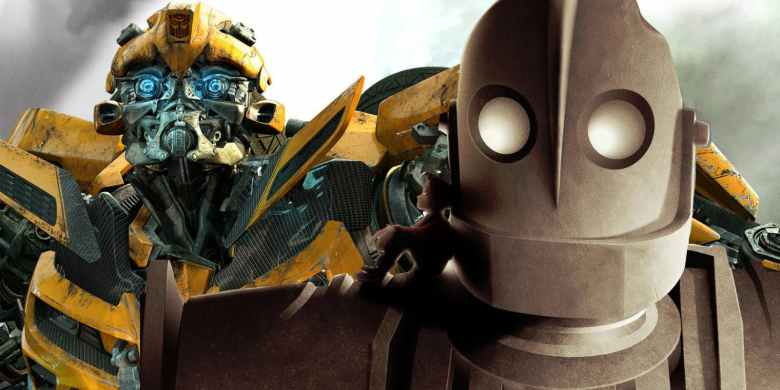 Bumblebee-movie-and-Iron-Giant
